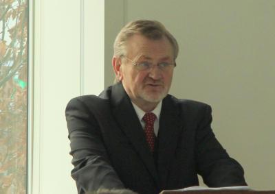 Klaus Dieter Spaan sorgte mit einer niveaulosen Bemerkung für Ärger (Archivfoto IL)