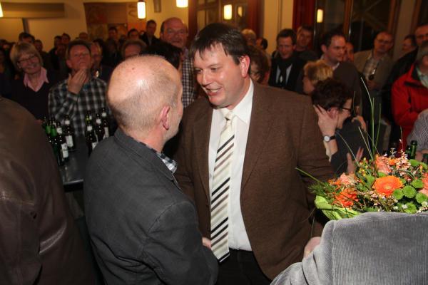 Olaf Roßmüller (CDU) will Bürgermeister werden