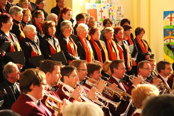 Kirchenchor St. Bartholomäus feiert 150-jähriges Bestehen