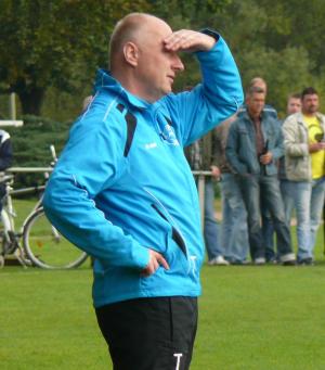 """""""Hoppel"""" Trinker bleibt Trainer beim SV Werth (Archivfoto IL)"""
