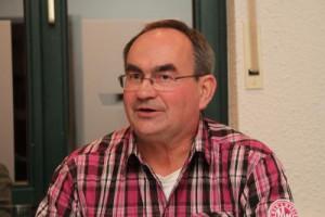 Theo Nieland hatte in der Mitgliederversammlung nicht nur positives zu vermelden