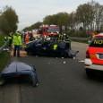 Gegen 10:45 ereignete sich am 30. April auf der A3 in Fahrtrichtung Oberhausen ein Unfall, bei dem es eine leicht- und eine schwerverletzte Person gab. […]