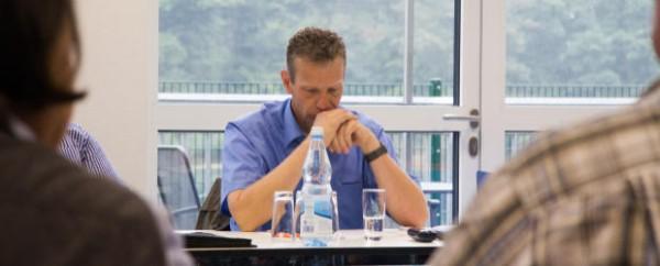 CDU-Fraktionschef Frank Häusler sagt Nein zu weiteren Diskussionen um die Bedarfsentwicklung (Archivfoto: Frithjof Nowakewitz)