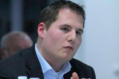 Kevin Schneider will Anregungen von den Bürgern in die Haushaltsberatungen einfließen lassen.   (Archivfoto Frithjof Nowakewitz)