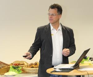 Dietmar Fischer sprach über finanzielle und steuerliche Aspekte