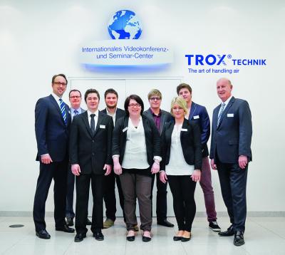 TROX_Lossprechung_2014_bericht