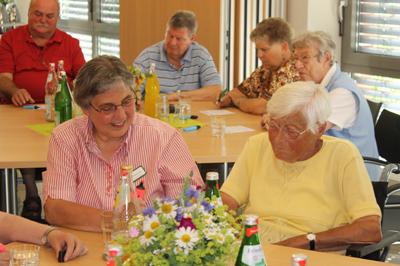 Am Bingo-Nachmittag des Issel Pflegedienstes waren viele freudige Gesichter zu beobachten. (Foto: Privat)
