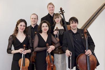 "Kammermusikensembles ""Ensemble Quirin"" (Foto: Kreis Borken)"