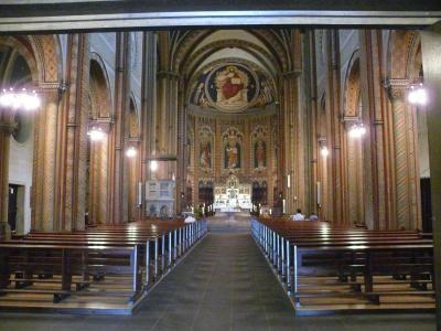 Die Pankratiuskirche in Anholt ist Schauplatz der Festmesse (Archivfoto IL)