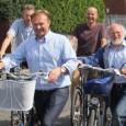 Urlaub war es nicht. Eher könnte man es als Dienstreise mit dem Fahrrad bezeichnen. Landrat Dr. Kai Zwicker erkundete gestern Isselburg mit auf dem Drahtesel. […]