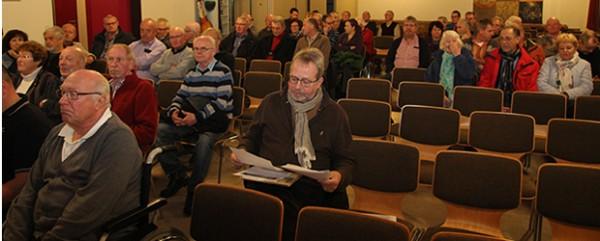 Ratsmitglieder geraten unter Druck