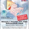 Am 3. Dezember soll es in Anholt den ersten Schneefall […]