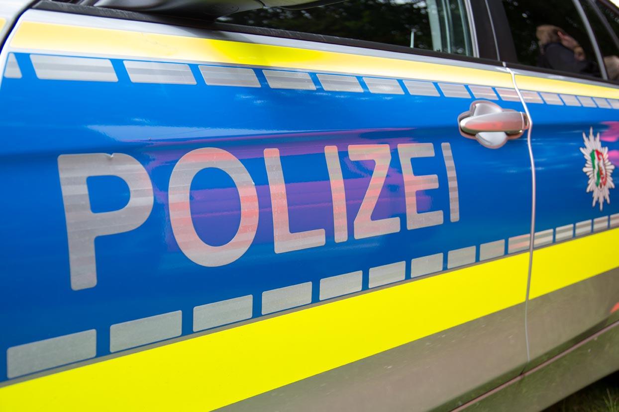 Verkehrsunfall mit 82.000 Euro Schaden
