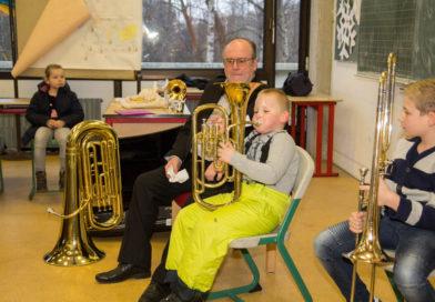 Gib mir die 5 – Spendenaktion zu Gunsten der Musikschule