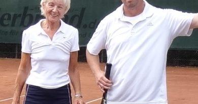 Epping/Kreyenbrink gewinnen Mixed-Turnier