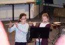26 kleine Musiker präsentierten sich im PZ