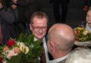 Michael Carbanje gewinnt die BM-Wahl deutlich