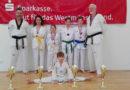 Teakwondo-Sportler waren in Münster erfolgreich