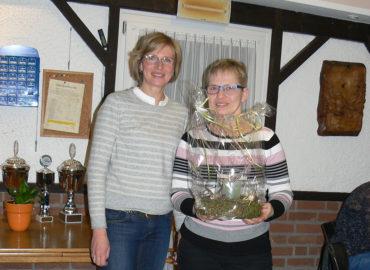 VfL Anholt verabschiedete Angelika Geukes als Sportwartin