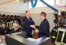 Ereignisreiches und emotionales Jahr für die Feuerwehr