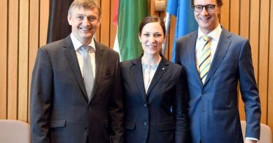 Isselburg erhält 50.000 Euro für die Flüchtlingsarbeit