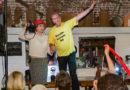Hobi & Ackermann sorgten für eine Lachsalve nach der anderen
