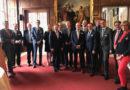 Bürgermeister Carbanje zu Gast in Den Haag