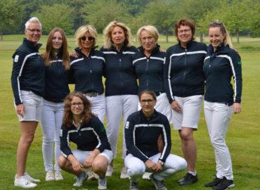 Auftaktsieg für die Golf-Damen des GC Wasserburg