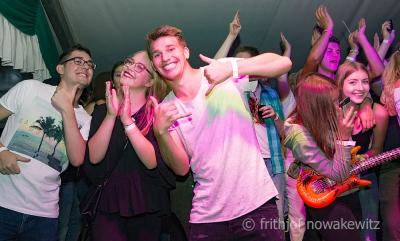 Mallorca-Party in Werth