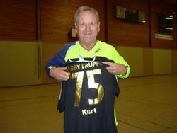 Kurt Ruloffs feierte seinen 75. Geburtstag. (Foto: Westfalia Anholt)