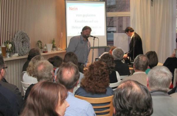 Isselburg21 - Bürger wehren sich gegen Kiesabbau