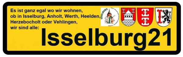 """Gründungsveranstaltung zu """"Isselburg21"""""""