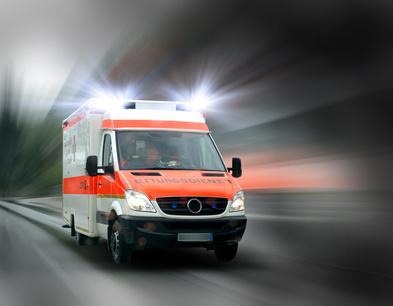 Traktorfahrer verursacht Verkehrsunfall