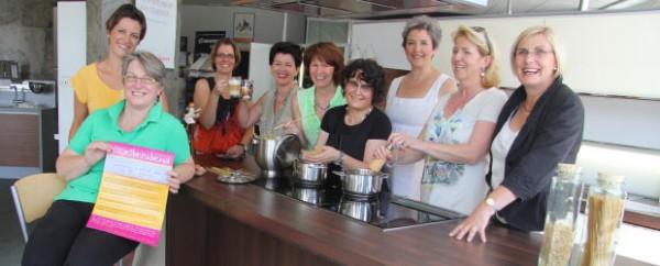 Isselburger Geschäftsfrauen starten zum 4. Weiberabend
