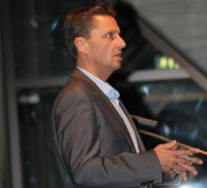 Jens Heinemann ist der Leiter der Gesamtschule Bocholt