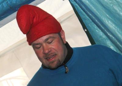 Jürgen Neuhaus ist der Vorsitzende des neu gegründeten Karnevalclub