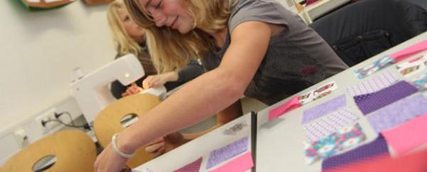 Projektwoche in der Verbundschule hat viele Facetten