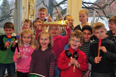 Musikalische Früherziehung - Neue Kurse in der Musikschule