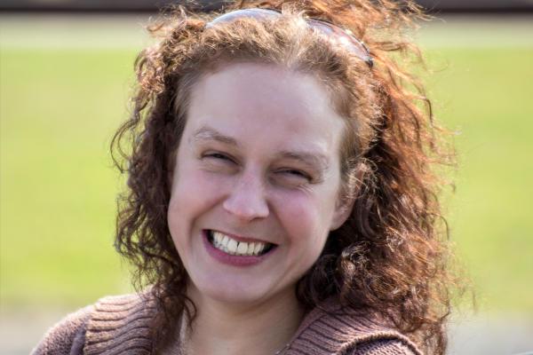 Tierfotografin Jenny Heidelmann gehört ab dem 1. April zum IL-Team