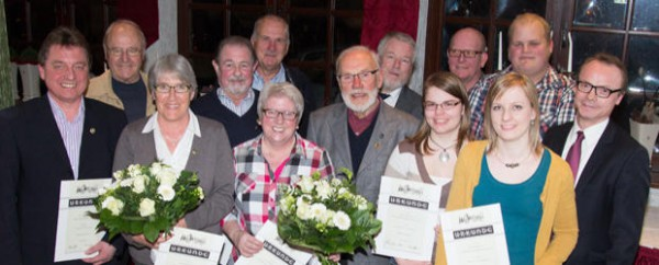 Positives Jahr für das Isselburger Blasorchester