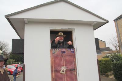 Karnevalssheriff Horst Lackermann hofft auf Besserung (Archivfoto: Frithjof Nowakewitz)