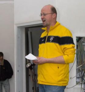 Jörg Benning zog ein überaus positives Fazit zum einjährigen Bestehen der Spielgemeinschaft