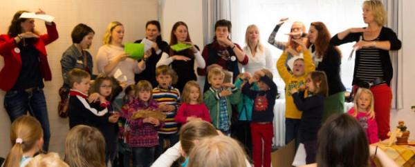 Spielparadies im St. Bartholomäus-Kindergarten