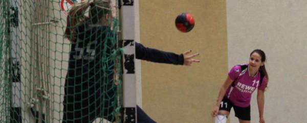 Handballmädchen steigen in die Oberliga auf