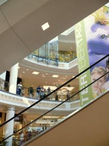 Ein Teil des Ferienprogramms ist der Besuch des Shoppingcenters in Oberhausen (Beispielfoto)