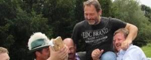 Andreas Bücker ist neuer Schützenkönig in Werth