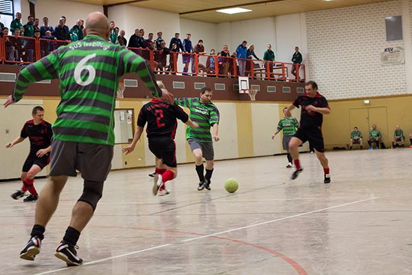 Spielszene aus SuS Isselburg - SV Biemenhorst (Foto: Frithjof Nowakewitz)