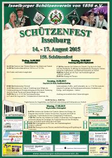 Schützenfestplakat 2015.indd