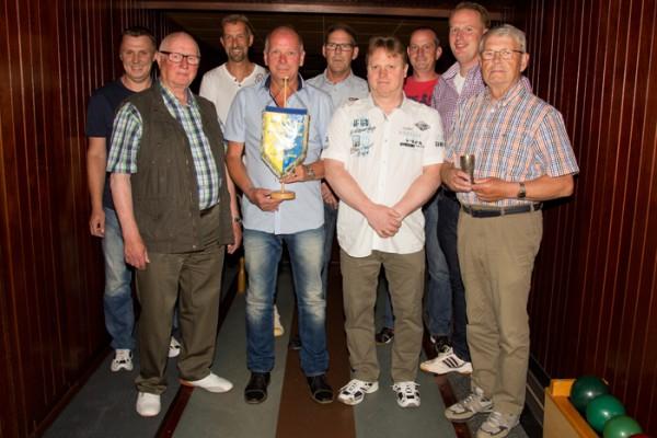 "Kegelklub ""Stephansjünger"" feiert sein 60-jähriges Bestehen"