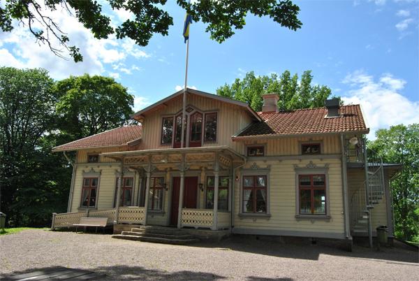Haus Sjöhaga Ungdomsgård (Foto: Privat)